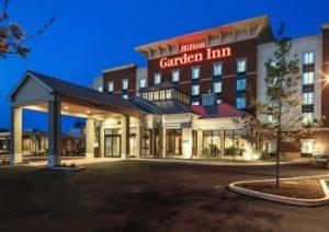 Hilton Garden inn Cranberry