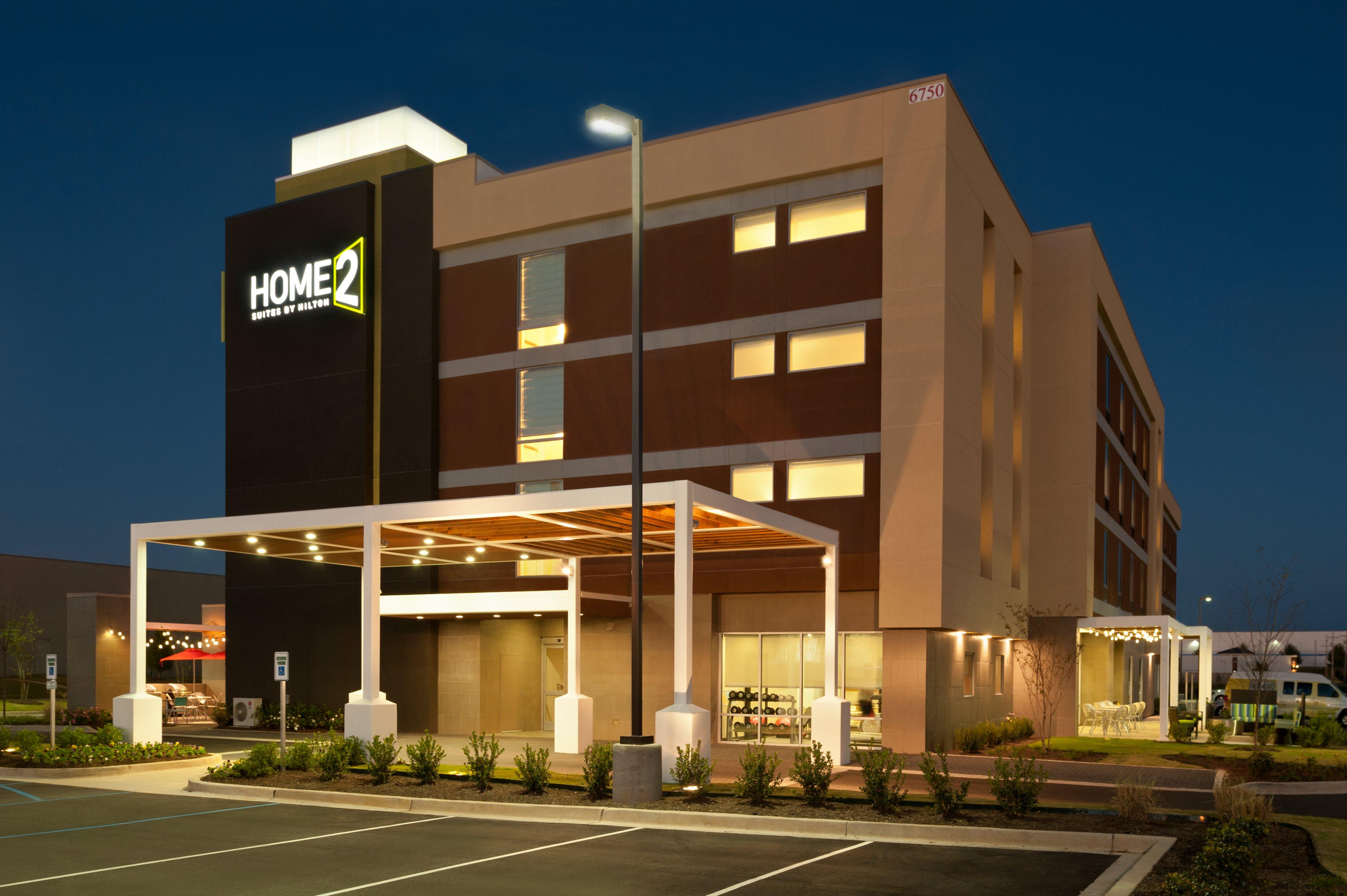 Home2 Suites by Hilton Memphis – Southaven – Exterior – 906609