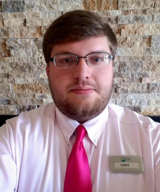 Cody Duffey – Assistant General Manager at the Homewood Suites by Hilton Moab