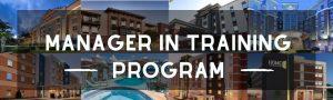 Manager in Training information at Vista Host