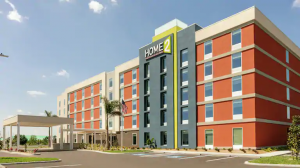 Home2 Suites by Hilton Brandon Tampa exterior